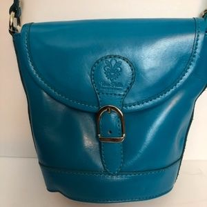 NWT Vera Pelle genuine leather made in Italy